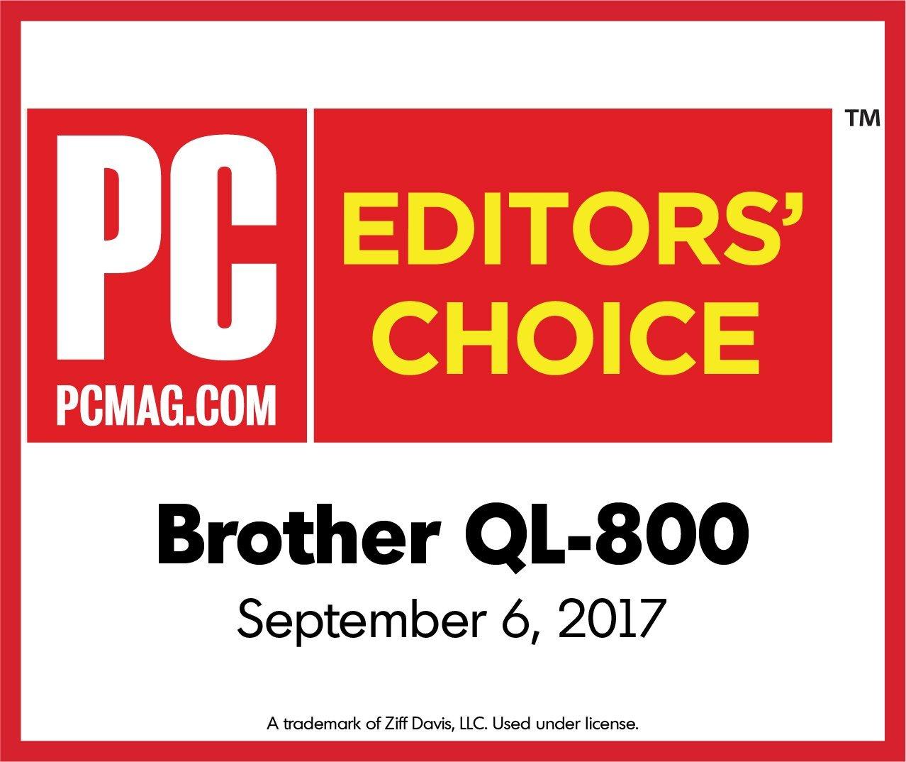 Impresora De Etiquetas Brother Ql800 T 233 Rmica Directa Usb
